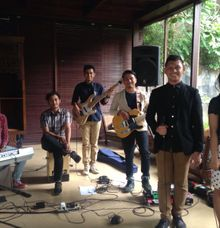 Family Gathering by 1548 band