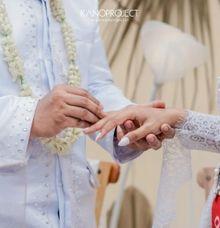 Anim & Maca Wedding by Surosmith