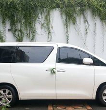 YOHANES BRIDAL Mobil Pengantin Wedding Car ALVIN PAULINA 28 JANUARI 2018 by Fendi Wedding Car