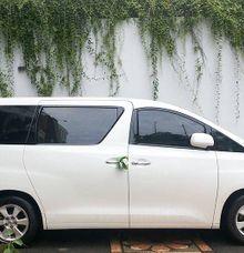 Kingfoto Bridal Mobil Pengantin Wedding Car Ronald Marcella 8 November 2020 by Fendi Wedding Car