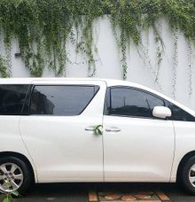 Catherine Bridal Mobil Pengantin Wedding Car Julianto Yuvi  23 Desember 2018 by Fendi Wedding Car