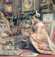 Pre Wedding The Blanco Museum by Duwurstudio Bali