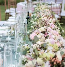 Romantic Rustic by Butterfly Event Styling