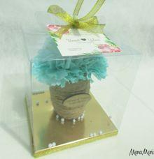 Flower Vase Souvenir by Mona Moni Craft