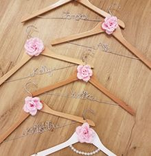 Bridesmaids Collection by The Hanger Artist