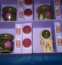 Exclusive Aromatherapy Gift-1 by MySouvenir by Dhara