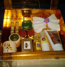 Premium Spa & Aroma Gift by MySouvenir by Dhara