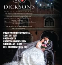 All Packages by Dickson's Digital Photography