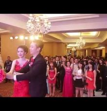 THE WEDDING OF ERIC & PATRICIA / 26.10.14 / DUA MUTIARA BALLROOM, KEMPINSKI HOTEL,JAKARTA by AS2 Wedding Organizer