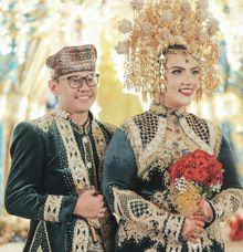 Anggi & Hendra Wedding by Akuwedding