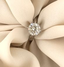 Two Carat Diamond Engagement Ring by Sep Vergara Fine Jewelry