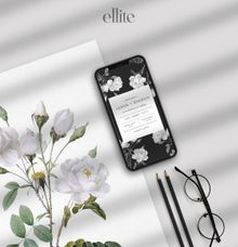 JS Invitation by Ellite Design