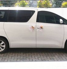 JJ Bride Bridal Mobil Pengantin Wedding Car Edi Angel 20 januari 2018 by Fendi Wedding Car
