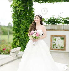 Charmaine in Samantha by Francis Libiran Bridal