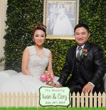 pOp2themax -- The Wedding of Iwan & Cory by pOp - PhotOnPrint