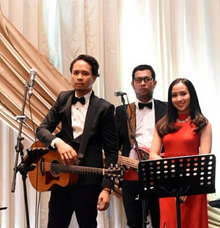 The Wedding Of Andy & Elvira by Venus Entertainment