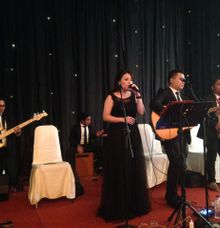 wedding entertainment by Serenity wedding organizer