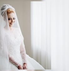 beautiful bride @rabbie by Yumi Katsura Signature
