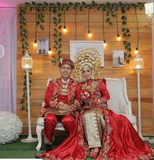 Siska Triana Wedding by Wedding shoes by Biondi