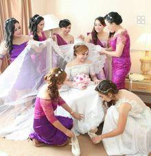Prisilia Wedding by Wedding shoes by Biondi