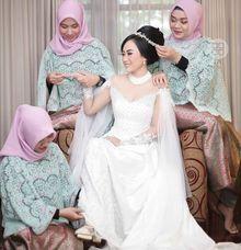 Melaty Jasine Wedding by Wedding shoes by Biondi