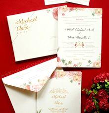 Michael & Clara by Vinas Invitation