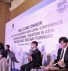 Joint IMF - Indonesia High Level Conference by LeVerie Entertainment