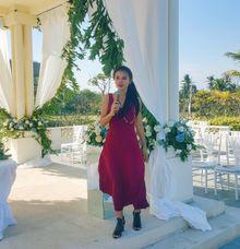 MC for Michael & Shay Wedding Celebration - Bali by MC NONI ZARA