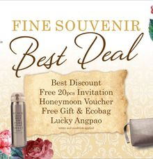 Fine Souvenir BEST DEAL by Fine Souvenir