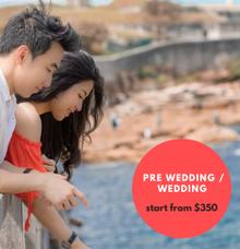 Pre Wedding / Wedding by Dnfphotography