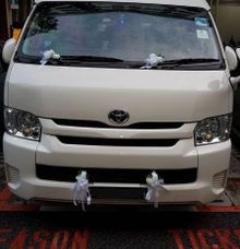 01/10/17 Toyota Hiace Commuter Convoy Vehicle by Maxicab Services