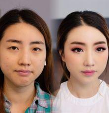 Han Yoo Ra Photoshoot Makeup by Luxia_mua
