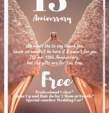 Anniversary Promo by FIVE Seasons WO