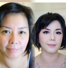 Mom's Makeup by Luxia_mua