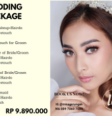 Wedding Package by Irma Gerungan Makeup Artist