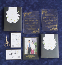 Anggian & Anna Wedding Invitation by Gifu Invitation & Souvenir