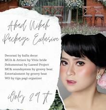 Paket Akad Nikah by Kalla Wedding Decor