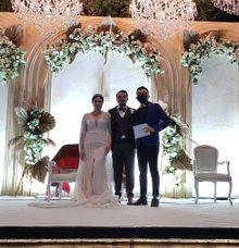 Wedding of Leopaska & Tata by MC Samuel Halim