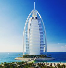 Celebration Ceremony to be conducted 17 November at  Burj Al Arab Hotel by Theresa D Wedding Celebrant
