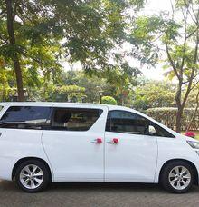 Swissotel Jakarta PIK Mobil Pengantin Wedding Car Hanna Samuel 28 November 2020 by Fendi Wedding Car