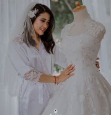 Ballgown by Bee Bridal Center