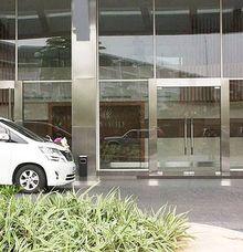 Pelangi Andre Mobil Pengantin Wedding Car at Hotel Gunawarman 13 September 2020 by Fendi Wedding Car