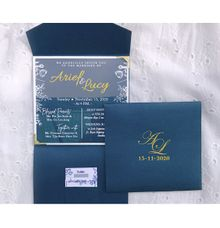 Card envelope - Arief Lucy by Invitation by Pipin