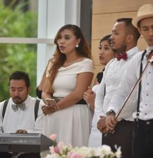 The Music For Ceremony And Dinner by Marlyn Production