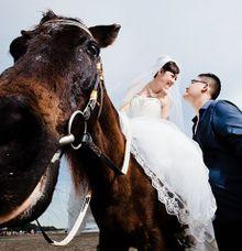 SY & ZMW - Pre wedding in Bali by Heru Photography