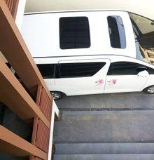 Michael Kezia Mobil Pengantin Wedding Car 12 September 2020 at Hotel Fairmont by Fendi Wedding Car
