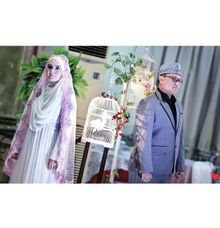Pernikahan Hera dan Dito by ORO Organizer