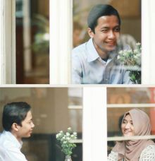 Porto prewedding casual by adia photography