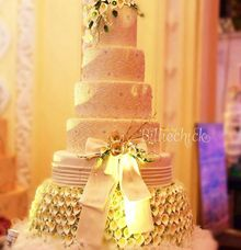 Wedding Cake by Billiechick Indonesia