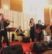 JS LUWANSA - BRYAN & DEVINA 10 DESEMBER 2017 by Lemon Tree Entertainment